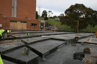 Formwork and Concrete Plant
